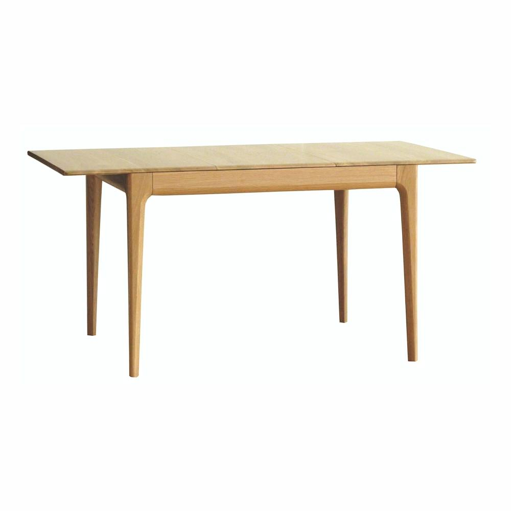 Ercol Small Romana Dining Table Leaves Extended