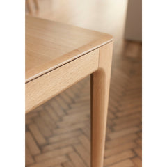 Ercol Romana Dining Table Thumb Edge Detail