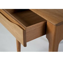 Ercol Romana Side Table Drawer Detail