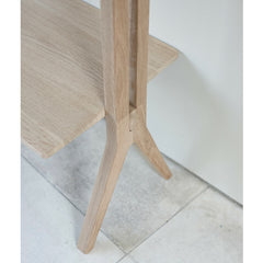 Ercol Tall Pero Shelves Base Detail