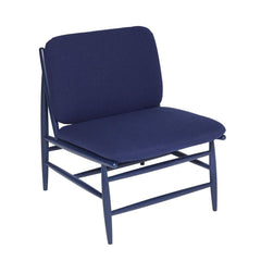 ercol Von Chair Indigo Blue