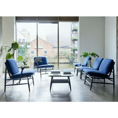 ercol Von Work Chair and Seating Collection in Reception Area