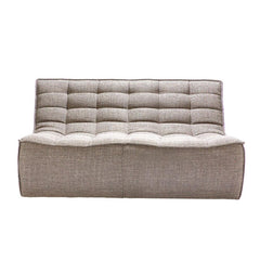 Ethnicraft N701 Sofa Two Seat Beige