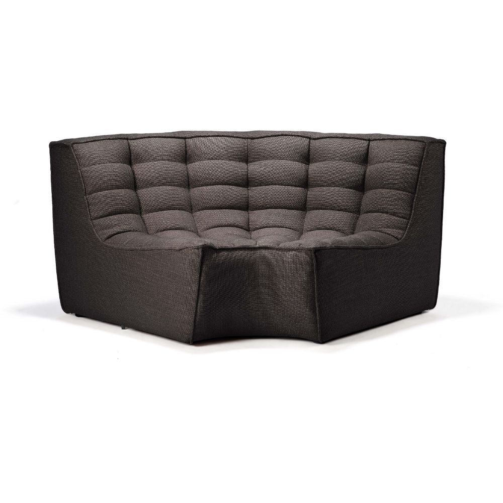 Ethnicraft N701 Sofa Rounded Corner