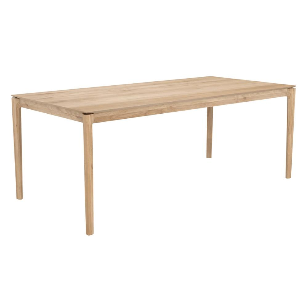 Ethnicraft Oak Bok Dining Table