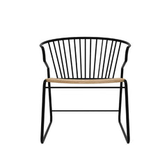 Ethnicraft Oak Gabbia Chair