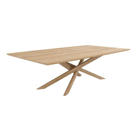 Ethnicraft Oak Mikado Dining Table - Rectangular