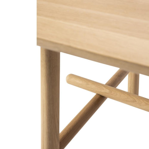 Ethnicraft Oak Profile Dining Table