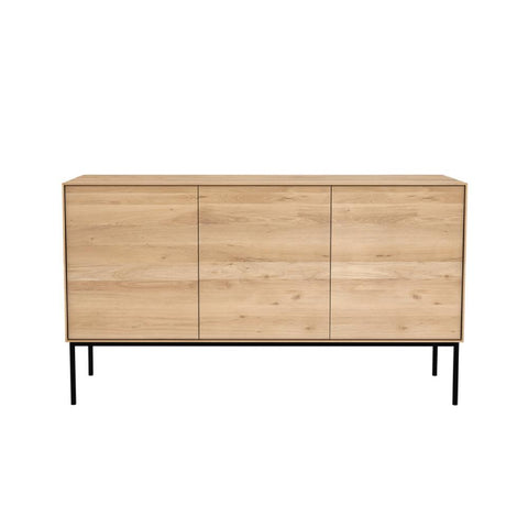 Ethnicraft Oak Whitebird Sideboard 3-Door