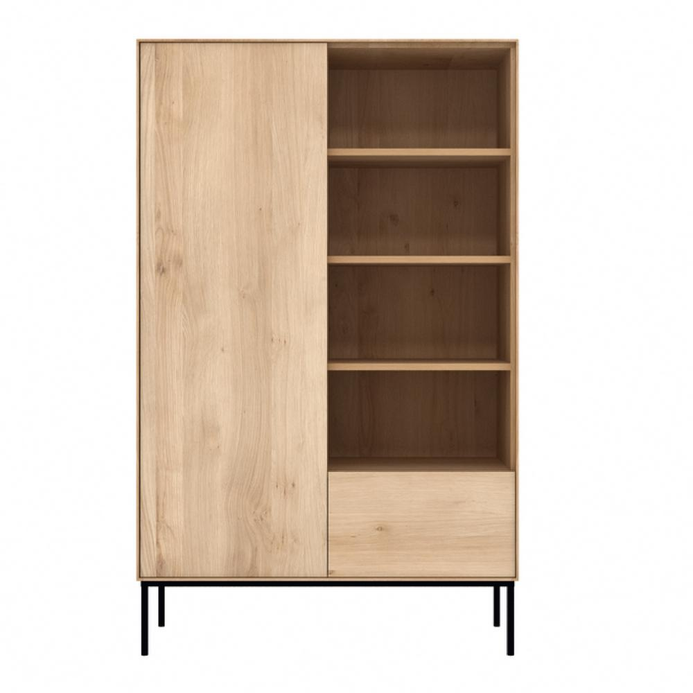 Ethnicraft Oak Whitebird Storge Cupboard