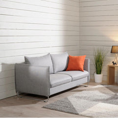 Flipper Loveseat Sleeper with Loule 413 fabric