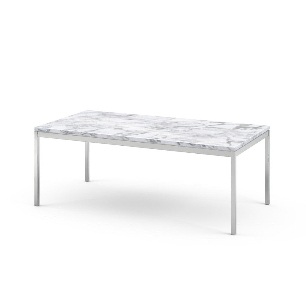 florence knoll rectangular coffee table cocktail table. Black Bedroom Furniture Sets. Home Design Ideas