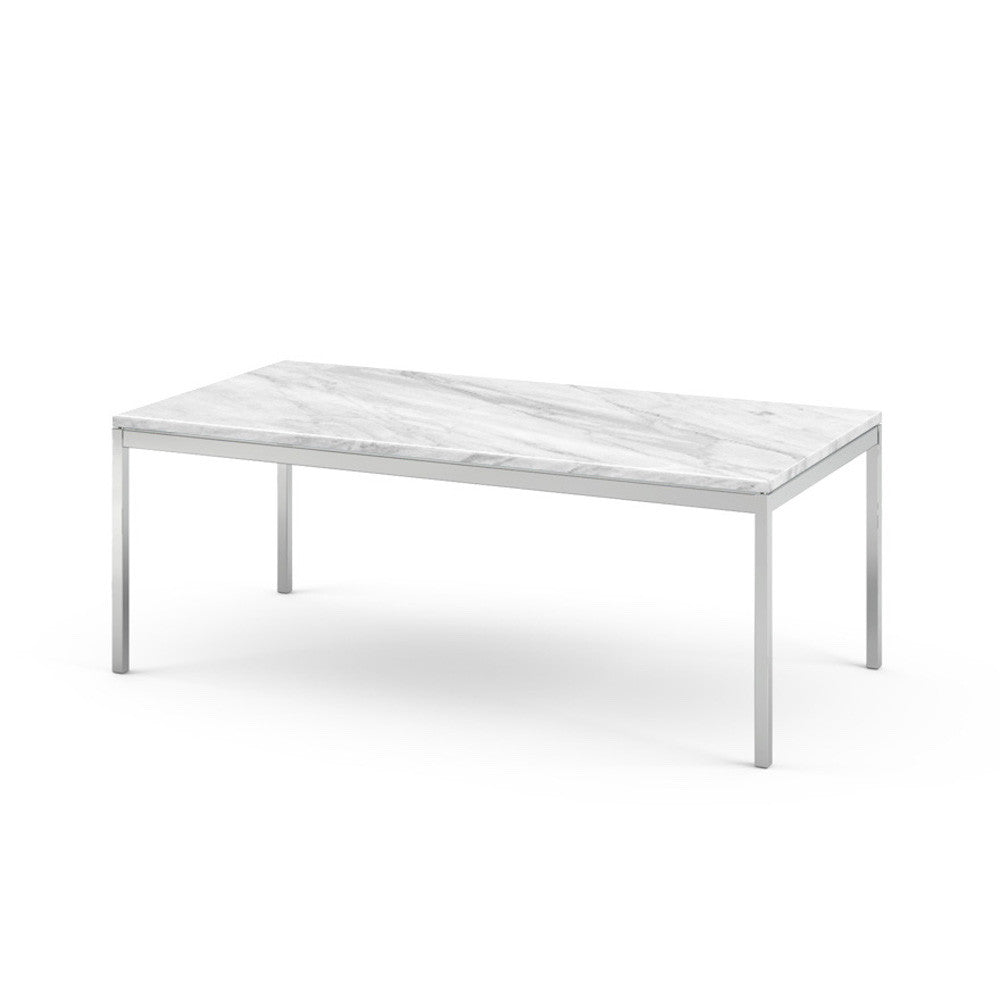 Florence knoll rectangular coffee table cocktail table knoll modern furniture palette Florence knoll coffee table