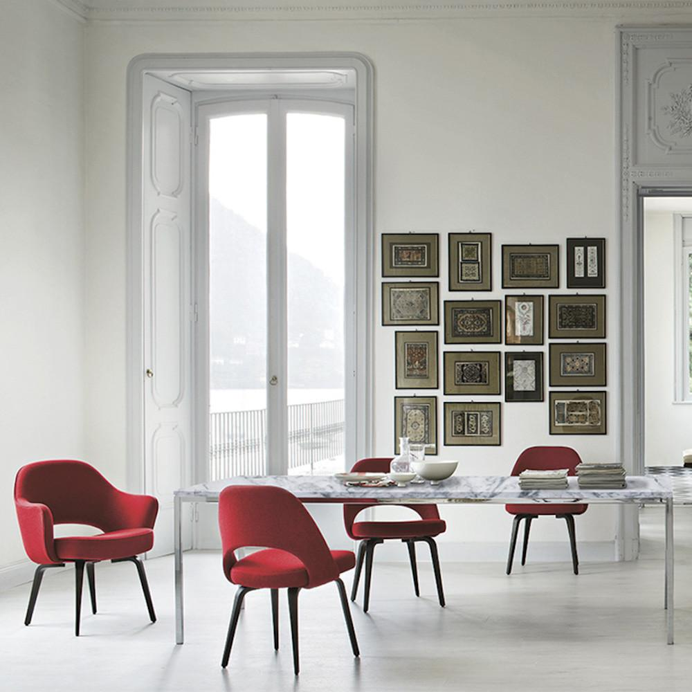 Florence Knoll Dining Table Rectangular Palette