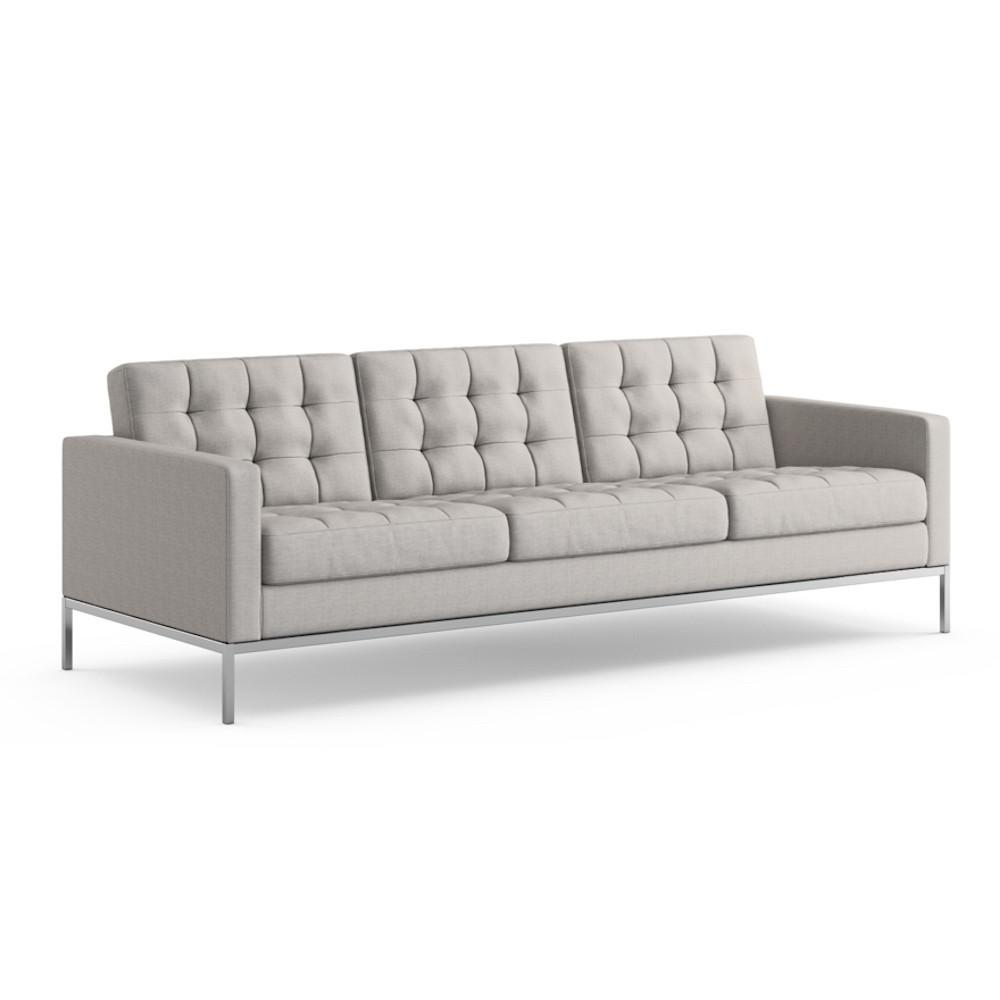 florence knoll sofa dimensions. florence knoll relaxed sofa dimensions