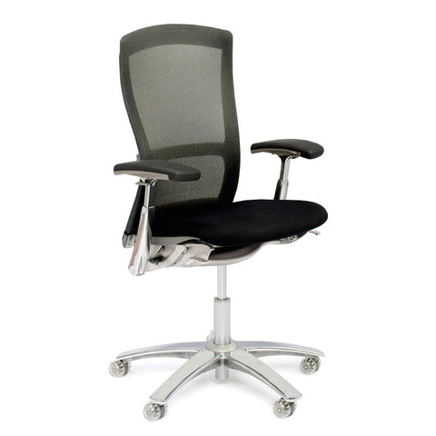 Knoll generation office chair modern furniture palette parlor - Knoll life chair parts ...