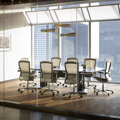 Life Office Chair by Formway Design for Knoll Conference Room