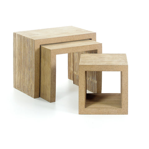 Frank Gehry Low Table Set