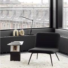 Fredericia Jens Risom Magazine Table in Copenhagen Loft