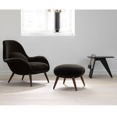 Fredericia Swoon Lounge Chair