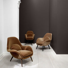 Fredericia Swoon Chair Collection by Space Copenhagen Styled