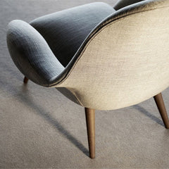 Fredericia Space Copenhangen Swoon Lounge Chair Detail