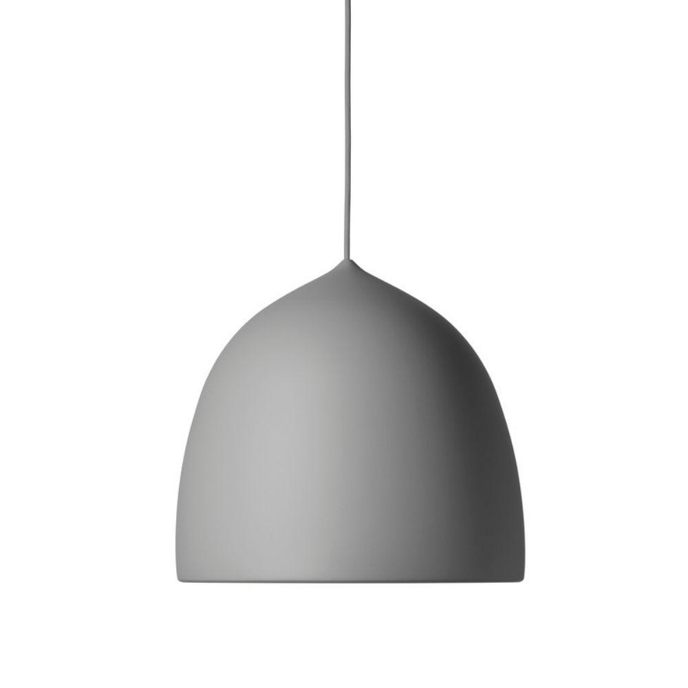Fritz Hansen Gam Fratesi Suspence Pendant Matt Light Grey