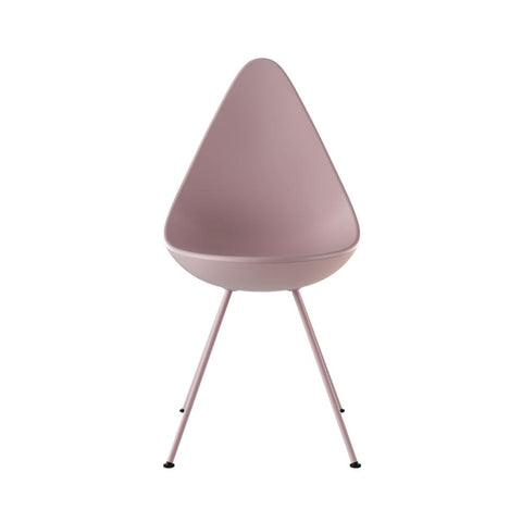 Fritz Hansen Arne Jacobsen Drop Chair - Plastic