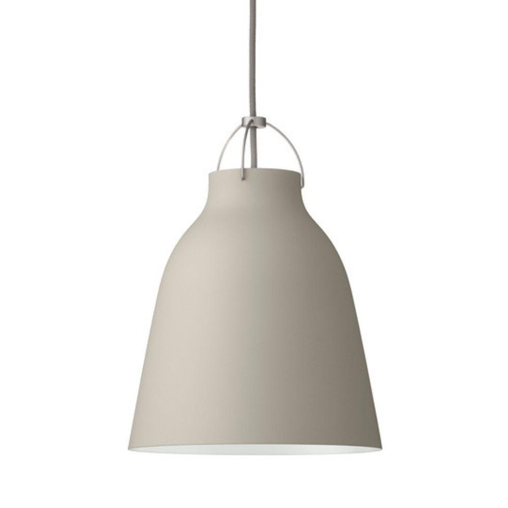 Caravaggio Pendant Light by Cecilie Manz for Fritz Hansen in Warm Silk