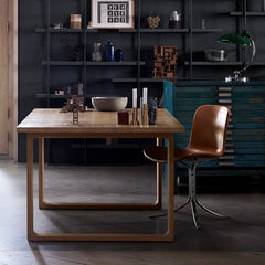 fritz-hansen-cecilie-manz-esay-table-cm12-in-home-office-with-poul-kjaerholm-chair