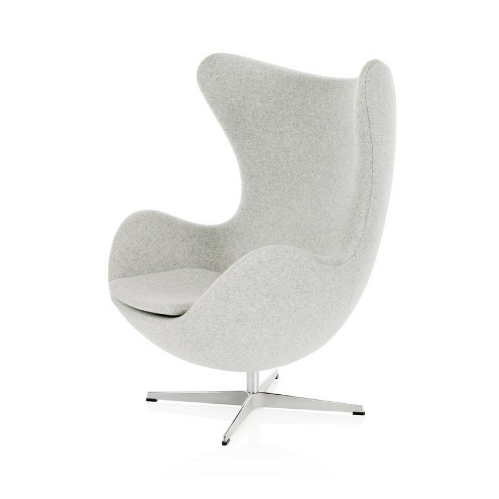 arne jacobsen egg chair | fritz hansen | modern furniture, Hause deko