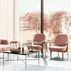 Fritz Hansen Fred Lounge Chairs by Jaime Hayon in Living Room