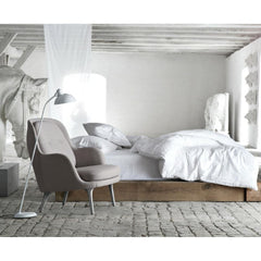 Fritz Hansen Fri Chair by Jaime Hayon in Bedroom