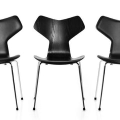 Grand Prix Chair | Chrome Legs