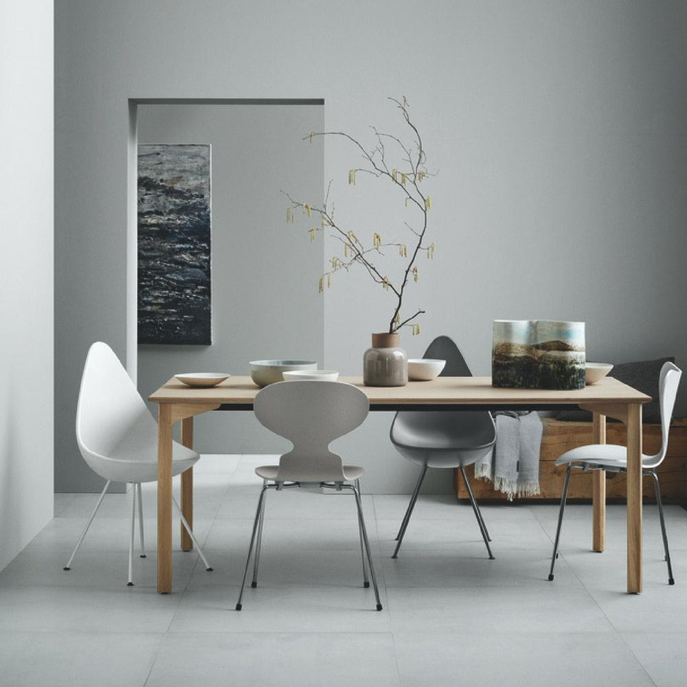 Fritz Hansen Grand Prix Table Palette Parlor Modern Design