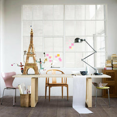 Hans Wegner China Chair with Essay Table Desk by Fritz Hansen