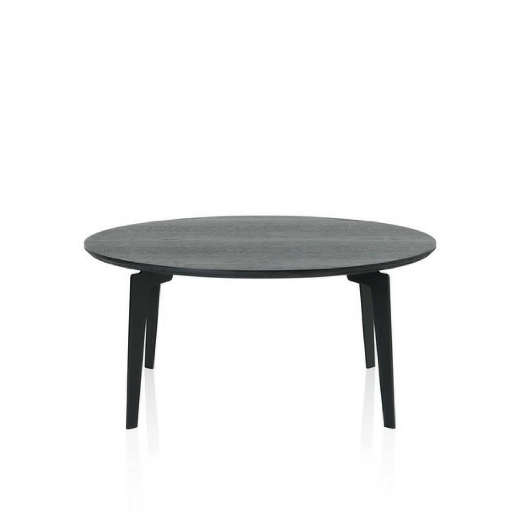 Fritz Hansen Join Coffee Table Round Black