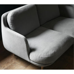 Fritz Hansen Lune Sofa by Jaime Hayon 2 Seat Cushion Detail