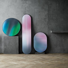 Fritz Hansen Mirrors by Studio Roso