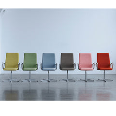 Fritz Hansen Premium Oxford Chairs in New Colors in Room
