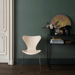 Fritz Hansen Mirror by Studio Roso in room with Limited Edition Nude Series 7