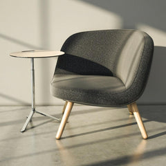 Fritz Hansen Little Friend Table with Via 57 Chair
