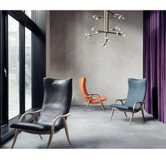 Frits Henningsen Signature Chairs in Room Carl Hansen and Son