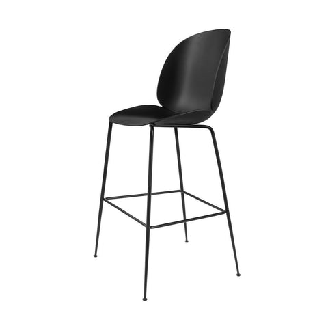 GUBI Beetle Bar and Counter Chair- Unupholstered