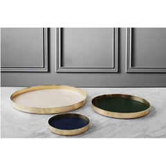 GamFratesi Karui Trays by Skultuna