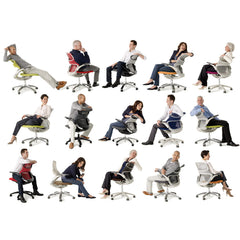 Generation by Knoll Office Chair Collection Formway Design Palette and Parlor