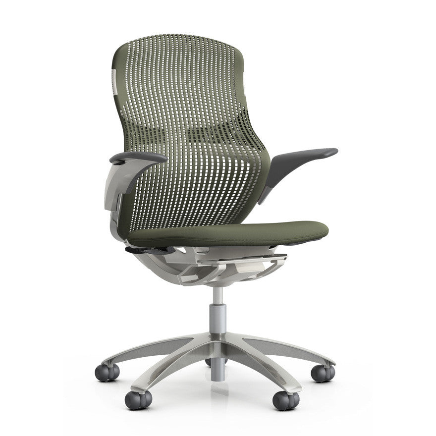 Knoll generation office chair modern furniture palette parlor - Knoll inc chairs ...
