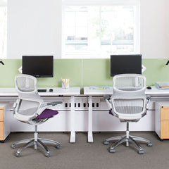 Generation by Knoll Office Chairs at Workstations