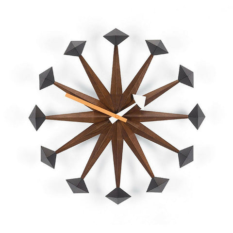 George Nelson Polygon Clock