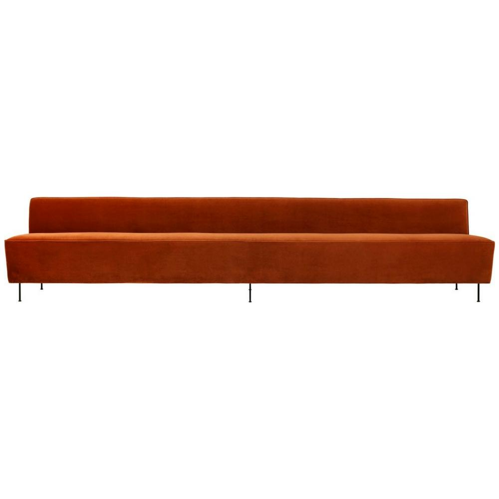 GUBI Modern Line Sofa - Dining Height